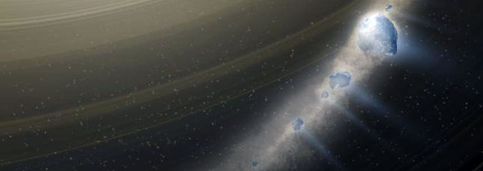 a research on the creation of the universe A new theory of the universe's creation  with the perimeter institute for  theoretical physics in canada who co-authored the new study.