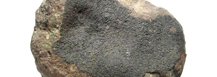 datação - A datação radiométrica (por isótopos radioativos) é falível  Meteorite_wide